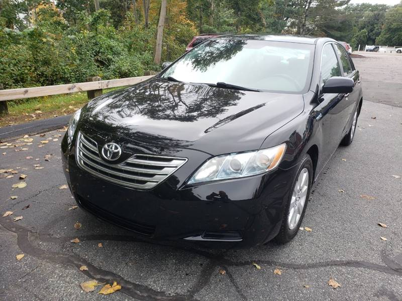 2009 Toyota Camry Hybrid For Sale At 1A Auto Sales In Walpole MA