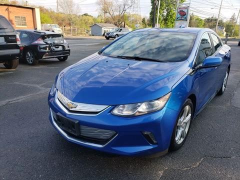 2016 Chevrolet Volt for sale in Walpole, MA