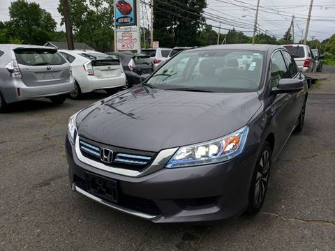 2014 Honda Accord Hybrid for sale in Walpole, MA