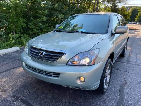 2006 Lexus RX 400h for sale at 1A Auto Sales in Walpole MA