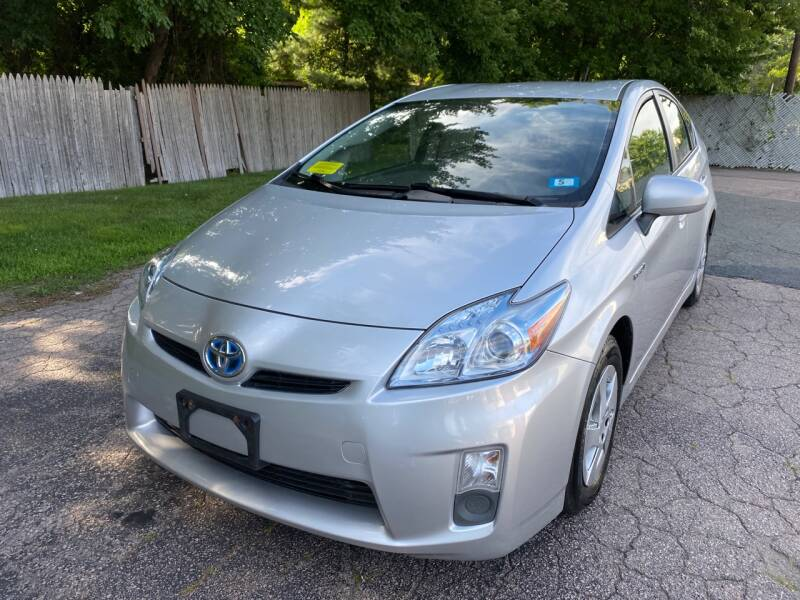 2011 Toyota Prius for sale at 1A Auto Sales in Walpole MA