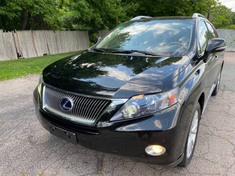 2012 Lexus RX 450h for sale at 1A Auto Sales in Walpole MA