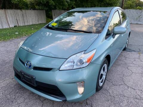 2012 Toyota Prius for sale at 1A Auto Sales in Walpole MA