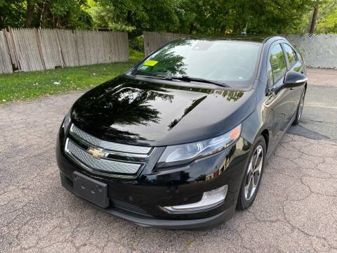 2014 Chevrolet Volt for sale at 1A Auto Sales in Walpole MA