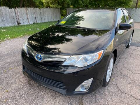 2012 Toyota Camry Hybrid for sale at 1A Auto Sales in Walpole MA