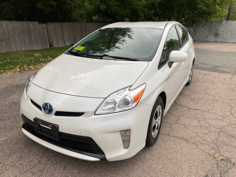 2014 Toyota Prius for sale at 1A Auto Sales in Walpole MA