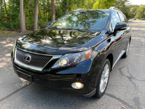 2011 Lexus RX 450h for sale at 1A Auto Sales in Walpole MA
