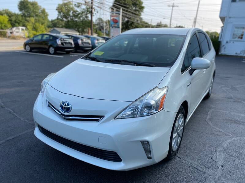 2012 Toyota Prius v for sale at 1A Auto Sales in Walpole MA