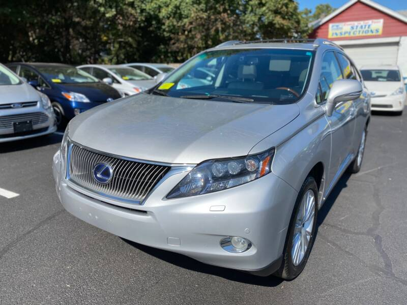 2010 Lexus RX 450h for sale at 1A Auto Sales in Walpole MA