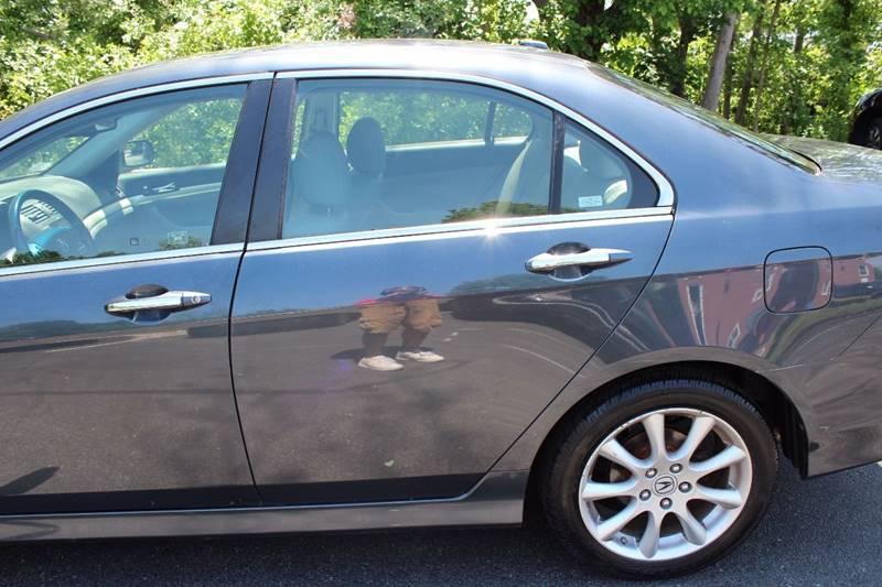 2008 Acura TSX 4dr Sedan 5A - Walpole MA