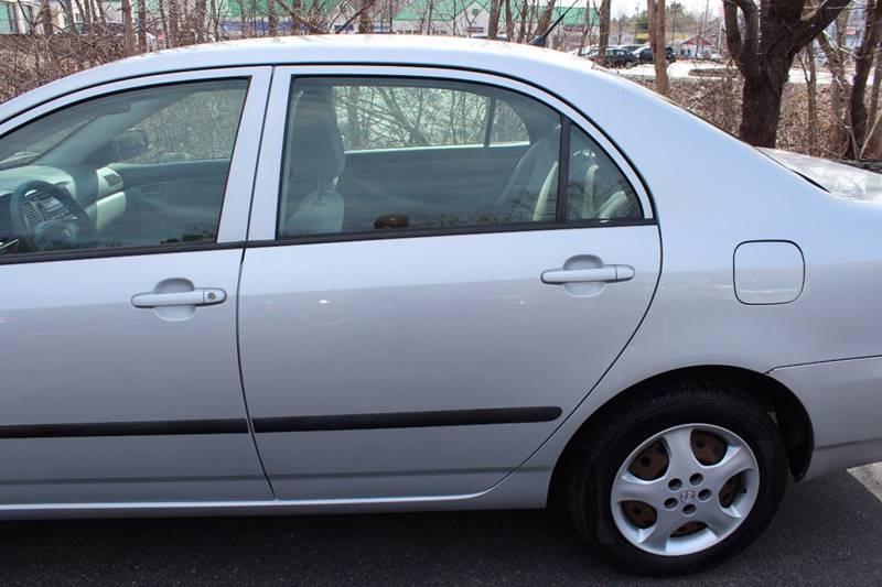 2005 Toyota Corolla CE 4dr Sedan - Walpole MA