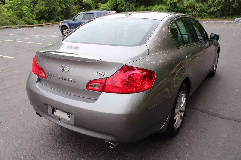 2009 Infiniti G37 Sedan AWD x 4dr Sedan - Walpole MA