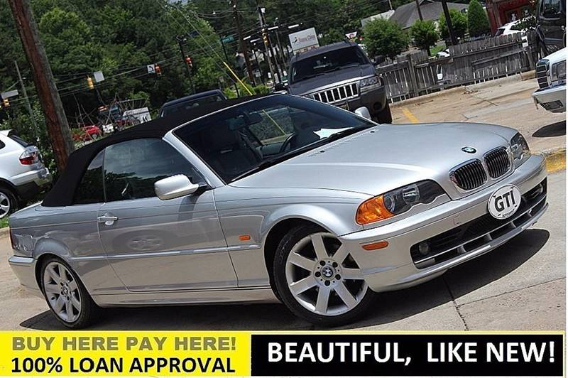 2001 BMW 3 Series For Sale At GTI Auto Exchange In Durham NC