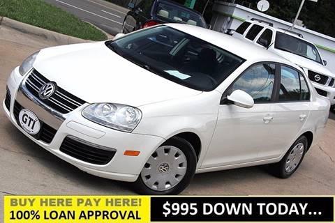 2007 Volkswagen Jetta for sale at GTI Auto Exchange in Durham NC