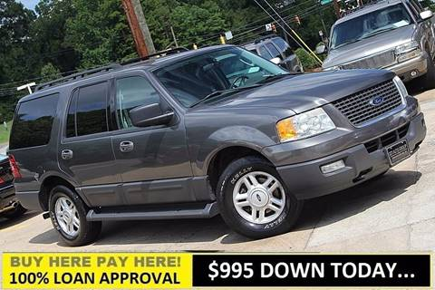 2005 Ford Expedition for sale at GTI Auto Exchange in Durham NC