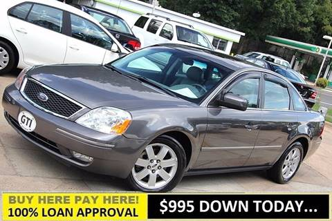 2006 Ford Five Hundred for sale at GTI Auto Exchange in Durham NC