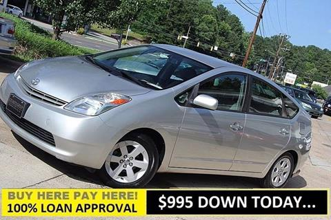 Toyota Prius For Sale Carsforsalecom - 2004 prius