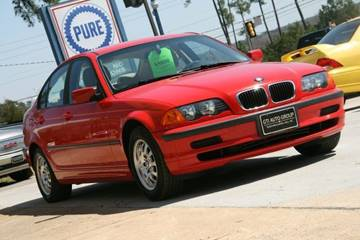 1999 BMW 3 Series for sale at GTI Auto Exchange in Durham NC