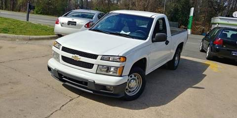 2012 Chevrolet Colorado for sale in Durham, NC