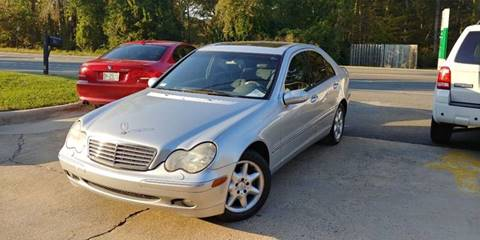 2001 Mercedes-Benz C-Class for sale in Durham, NC