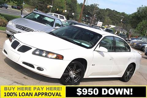 2005 Pontiac Bonneville for sale in Durham, NC