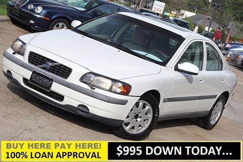 2002 Volvo S60 for sale at GTI Auto Exchange in Durham NC