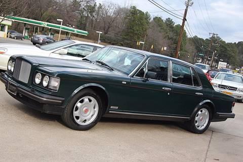 1994 Bentley Brooklands for sale at GTI Auto Exchange in Durham NC