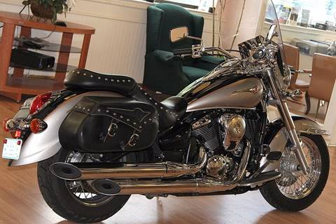 2006 Kawasaki Vulcan Vn900 Custom For Sale In Durham Nc