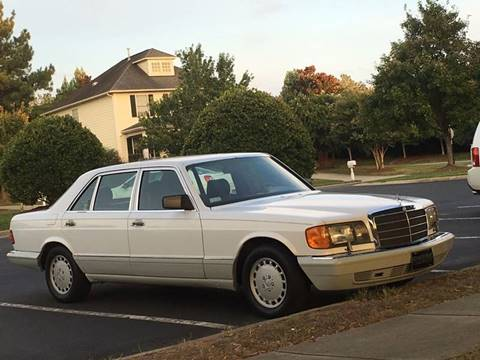 Classic cars for sale in durham nc for Mercedes benz for sale in nc