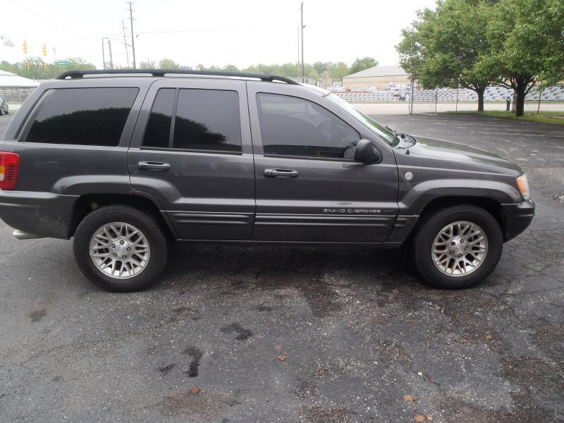 2002 Jeep Grand Cherokee Limited 4WD 4dr SUV w/HO V8 - Indianapolis IN