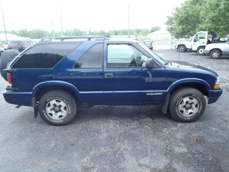 1999 Chevrolet Blazer  - Indianapolis IN