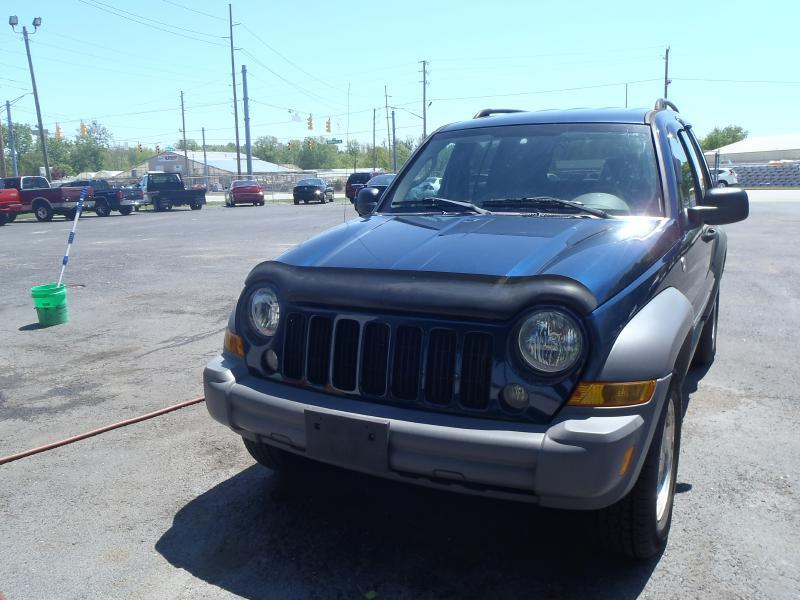 2005 Jeep Liberty 4dr Sport Turbodiesel 4WD SUV - Indianapolis IN