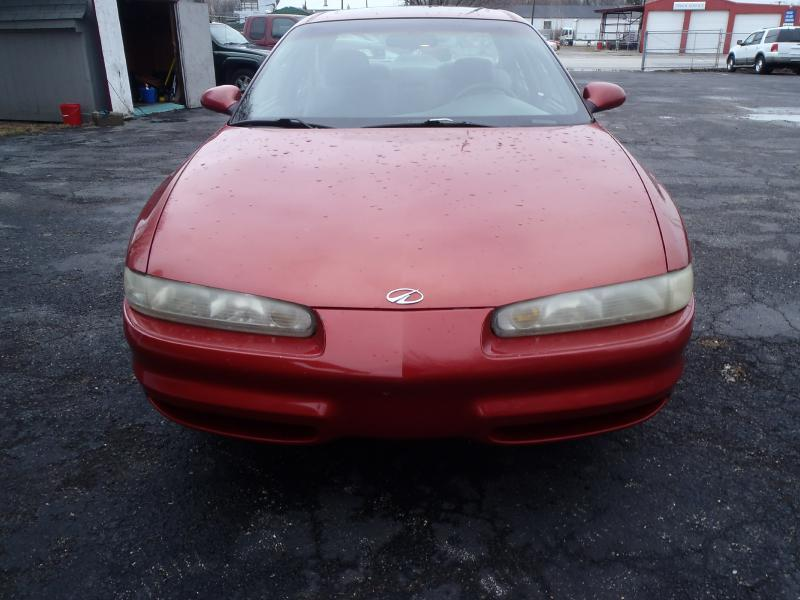 1998 Oldsmobile Intrigue GL 4dr Sedan - Indianapolis IN