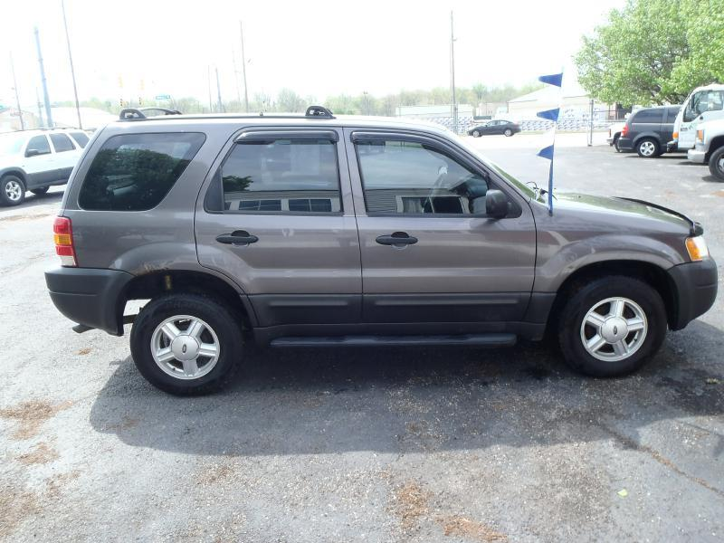 2003 Ford Escape XLS Popular 4WD 4dr SUV - Indianapolis IN