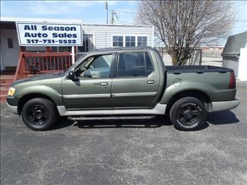 2002 Ford Explorer Sport Trac for sale in Indianapolis, IN