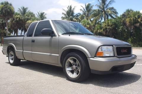 2001 GMC Sonoma for sale in North Palm Beach, FL