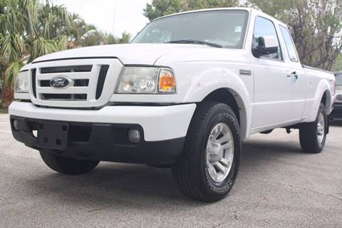 2007 Ford Ranger for sale in North Palm Beach, FL