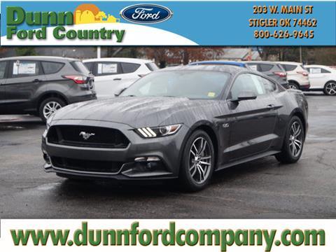 2017 Ford Mustang for sale in Stigler, OK