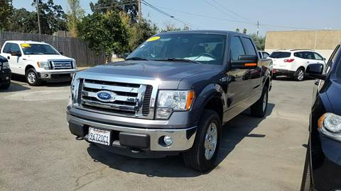 2011 Ford F-150 for sale in Livingston, CA
