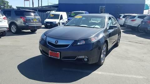 2013 Acura TL for sale in Livingston, CA
