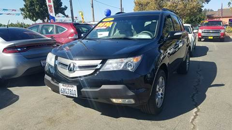 2007 Acura MDX for sale in Livingston, CA