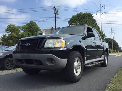 2002 Ford Explorer Sport Trac for sale in Malden, MA