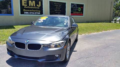 2014 BMW 3 Series for sale at EMJ Automotive Remarketing in New Smyrna Beach FL
