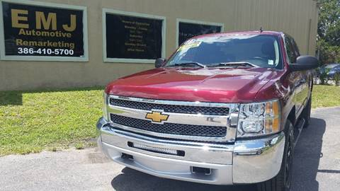 2013 Chevrolet Silverado 1500 for sale in New Smyrna Beach, FL