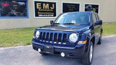 2014 Jeep Patriot for sale in New Smyrna Beach, FL