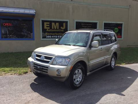 2003 Mitsubishi Montero for sale in New Smyrna Beach, FL