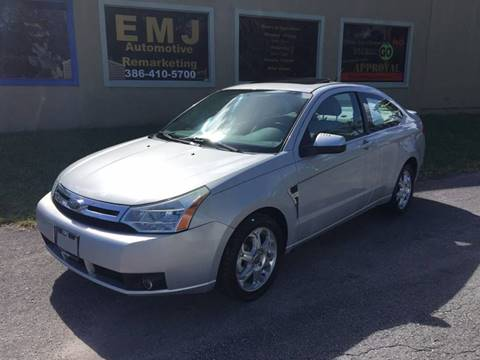 2008 Ford Focus for sale in New Smyrna Beach, FL