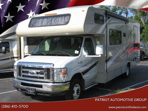 RVs & Campers For Sale in New Smyrna Beach, FL - Patriot