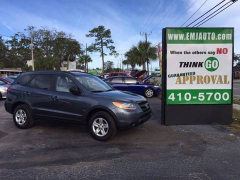 2009 Hyundai Santa Fe for sale at EMJ Automotive Remarketing in New Smyrna Beach FL