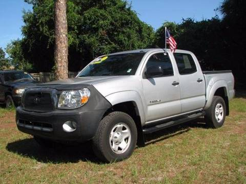 2008 Toyota Tacoma for sale at EMJ Automotive Remarketing in New Smyrna Beach FL